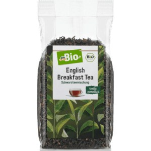 Чай черный English Breakfast Tea dmBio 100г Германия
