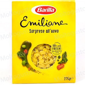 Barilla Emiliane Sorprese all'uovo паста яичная 275г Италия