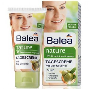 Дневной крем Balea Nature Bio - Olivenol 50ml.