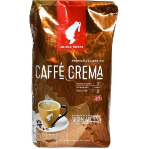 Julius Meinl Caffe Crema Premium Collection кофе в зернах 1 кг